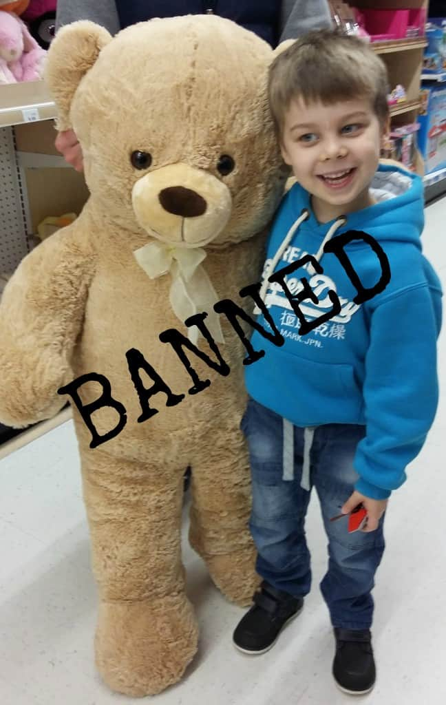 Banned Toys