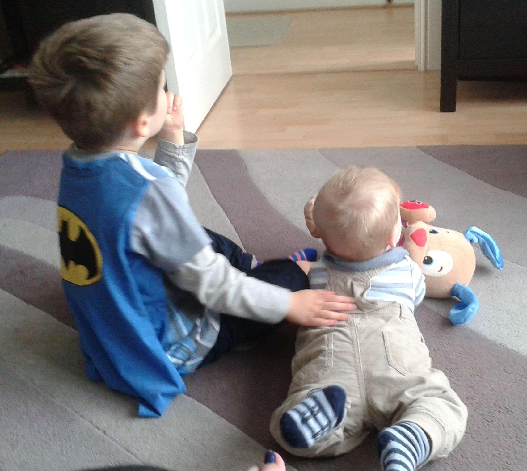 Batman & Baby