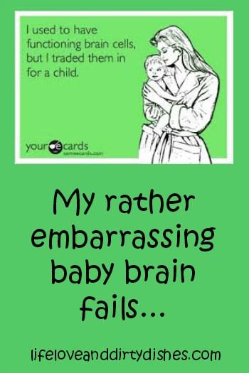 Baby Brain Pintrest