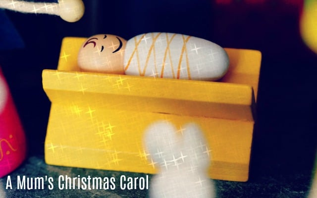 a mum's Christmas carol