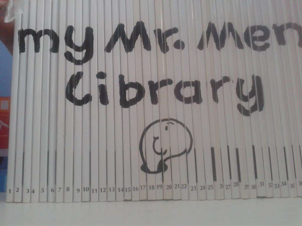 Mr Men Library
