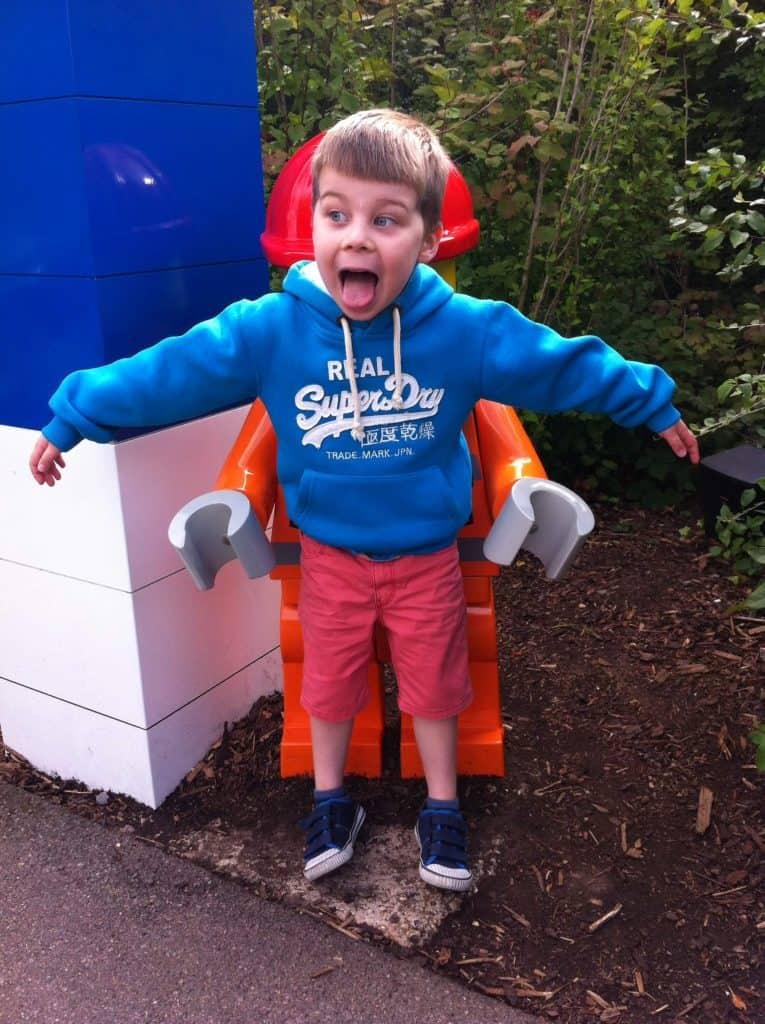 Fun at Legoland