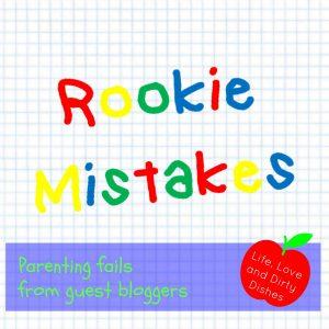 Rookie Misrtakes Large