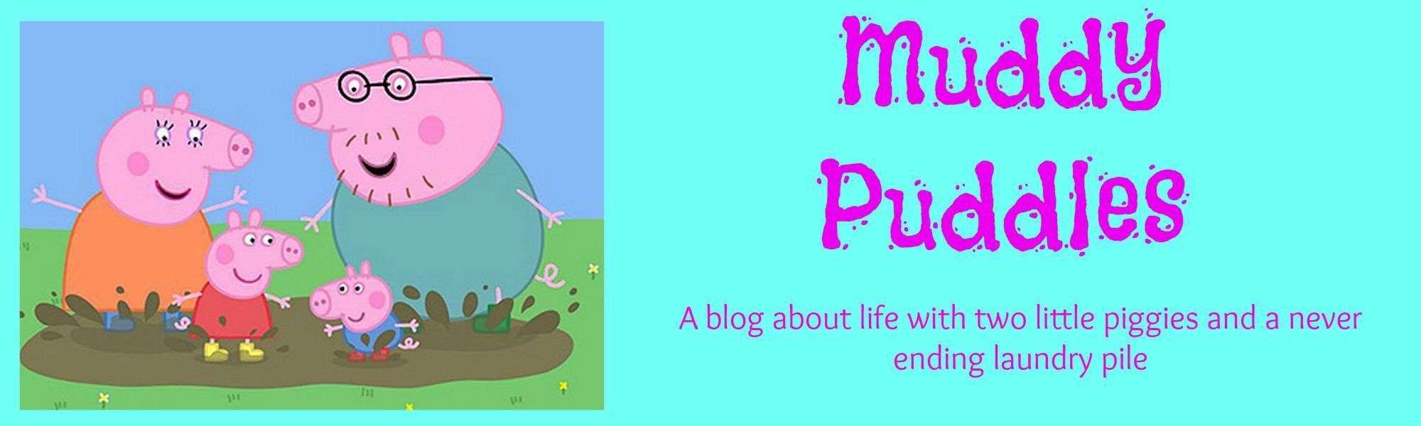 If Mummy Pig Wrote a Blog