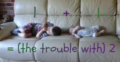 The Trouble With two