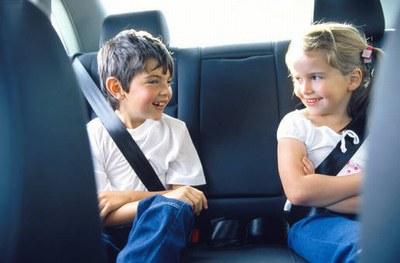 Car Journeys with kids