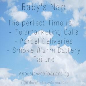 Babys Nap