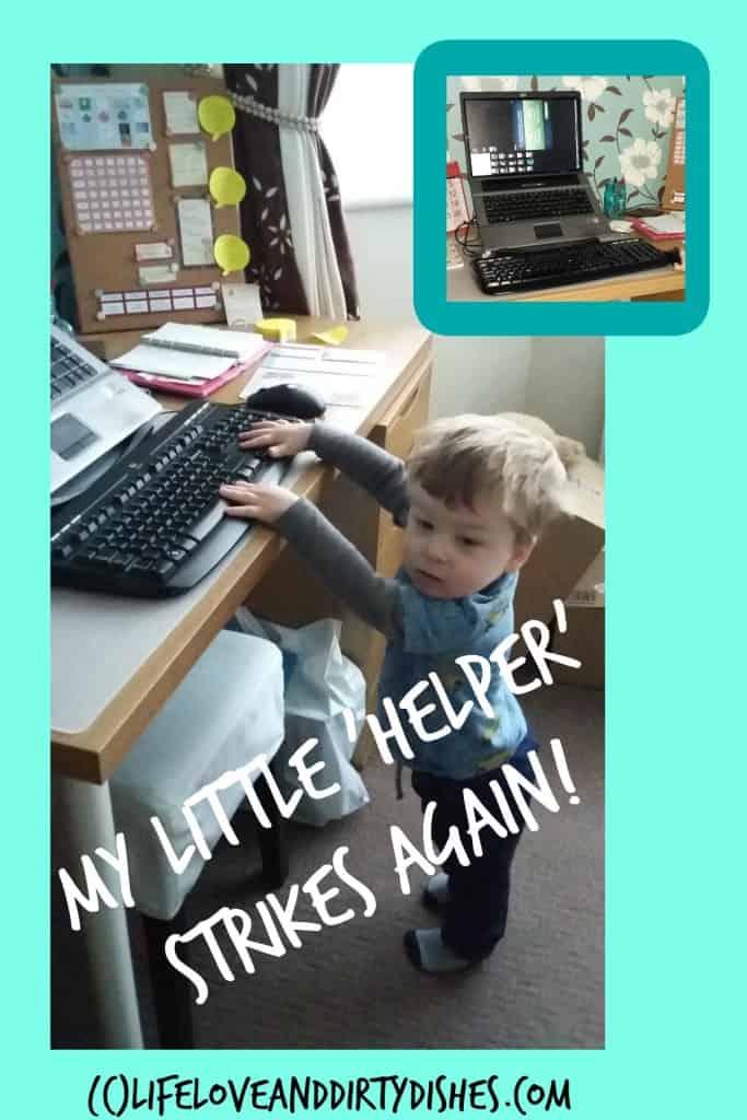 Parenting Meme - Helping