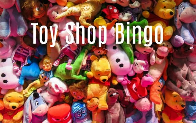 Toy Shop Bingo