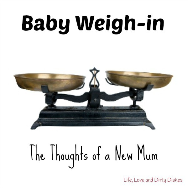 baby weigh-in