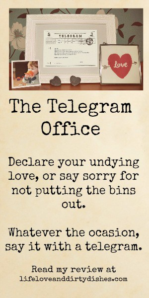 The Telegram Company: A unique gift at an affordable price