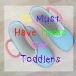 Toddler Must Haves Thumb nail