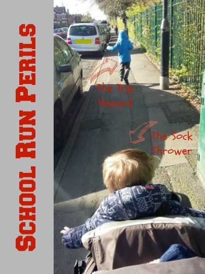School run perils