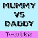 Mummy vs Daddy Thumbnail