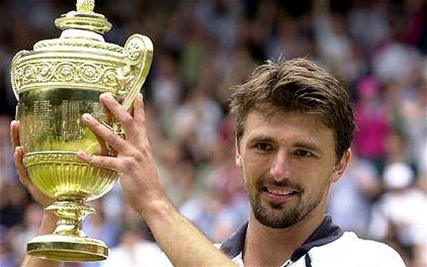 Goran Ivanisevic winning wimbledon