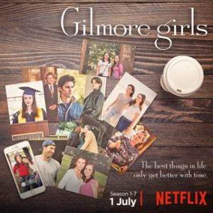 Netflix Gilmore Girls Screen shot