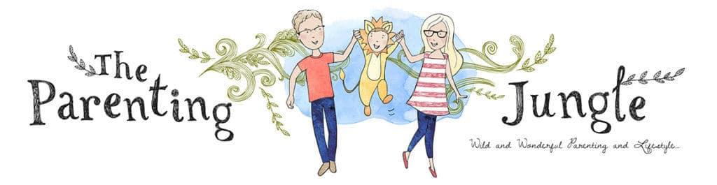 The parenting Jungle Logo