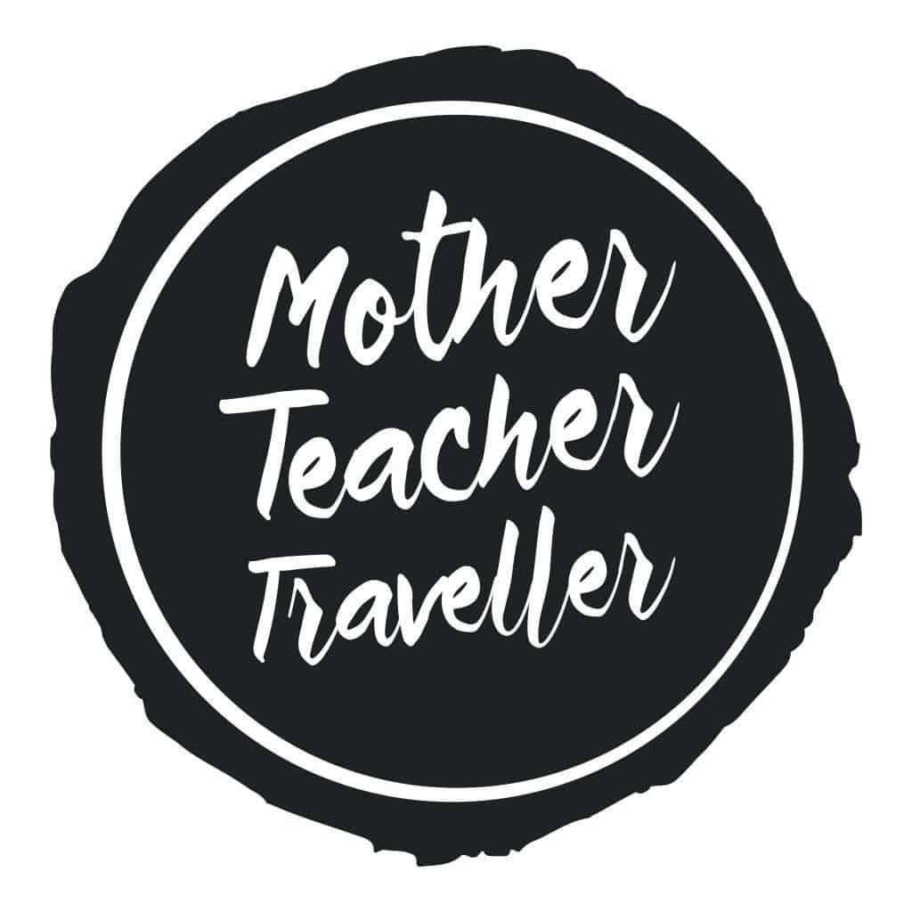 Mother Teacher Traveller Logo