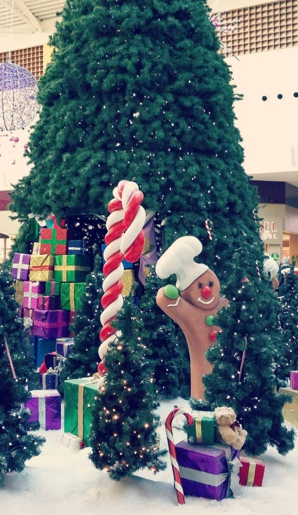 Christmas Decorations in Basingstoke