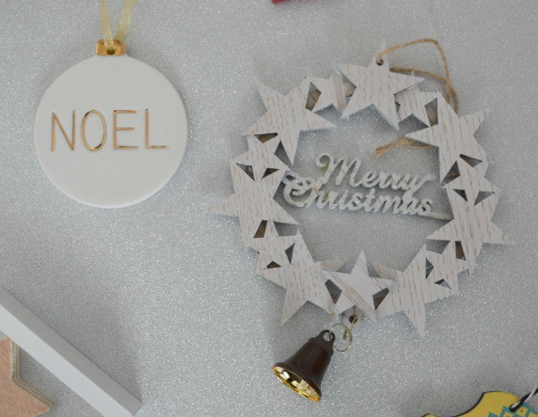 Five Under £5 Christmas tree decorations