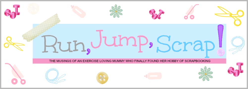 Rookie Mistakes, Run Jump Scrap logo