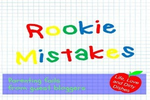 the best rookie mistakes