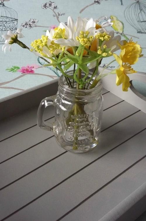 Five Under £5 Spring flowers