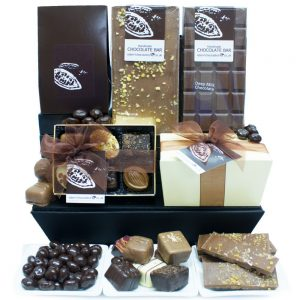 Mothers Day Gifts for Under £30 chocolate hamper