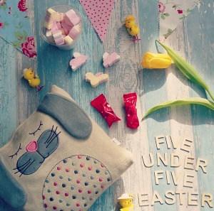 Five Under £5 Easter