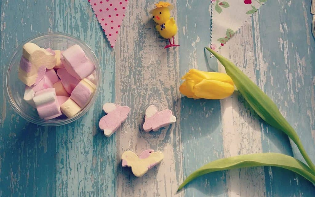 Fiver under £5 Easter marshmallows