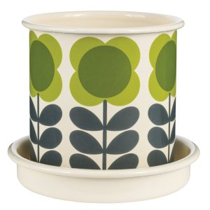 Mothers Day Gifts for Under £30 orla kiely plant pot