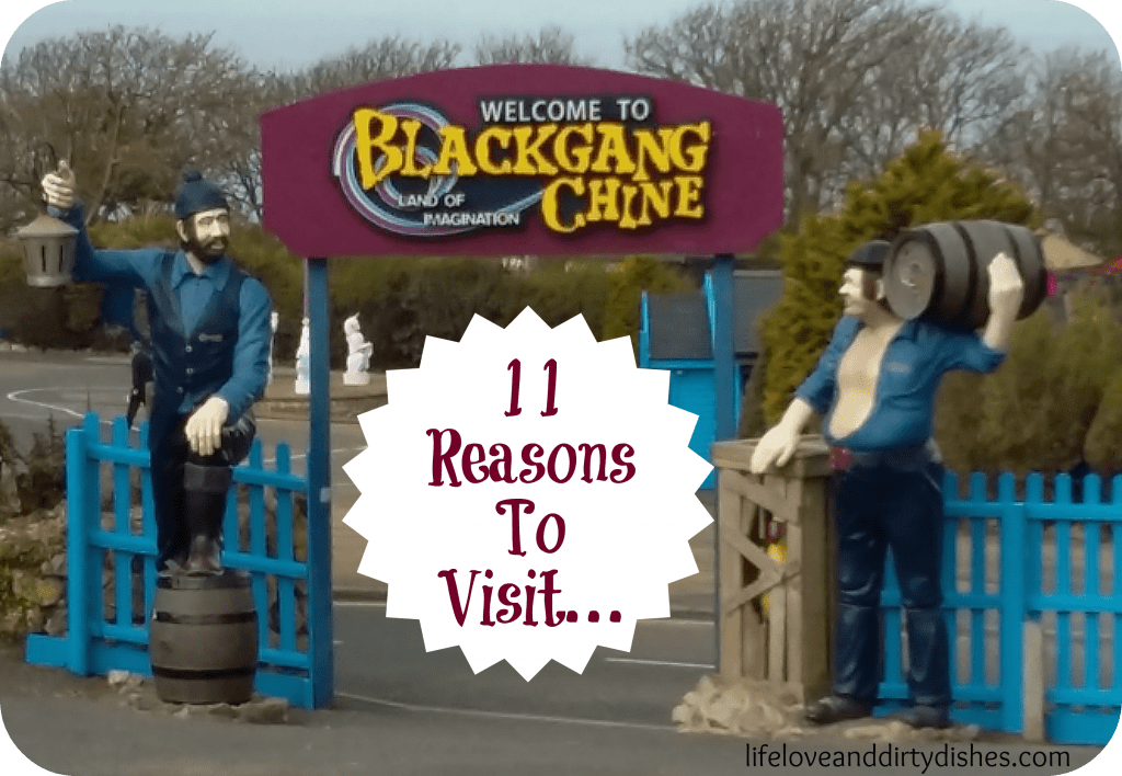 11 Reasons To Visit Blackgang Chine