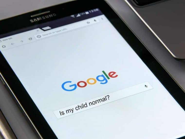 Things that parents google