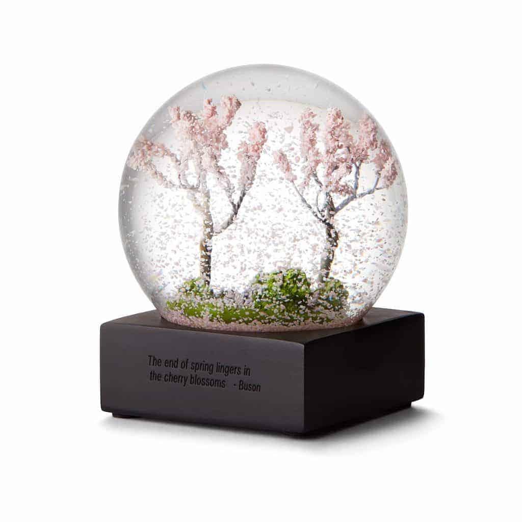 unique wedding gift ideas snow globe