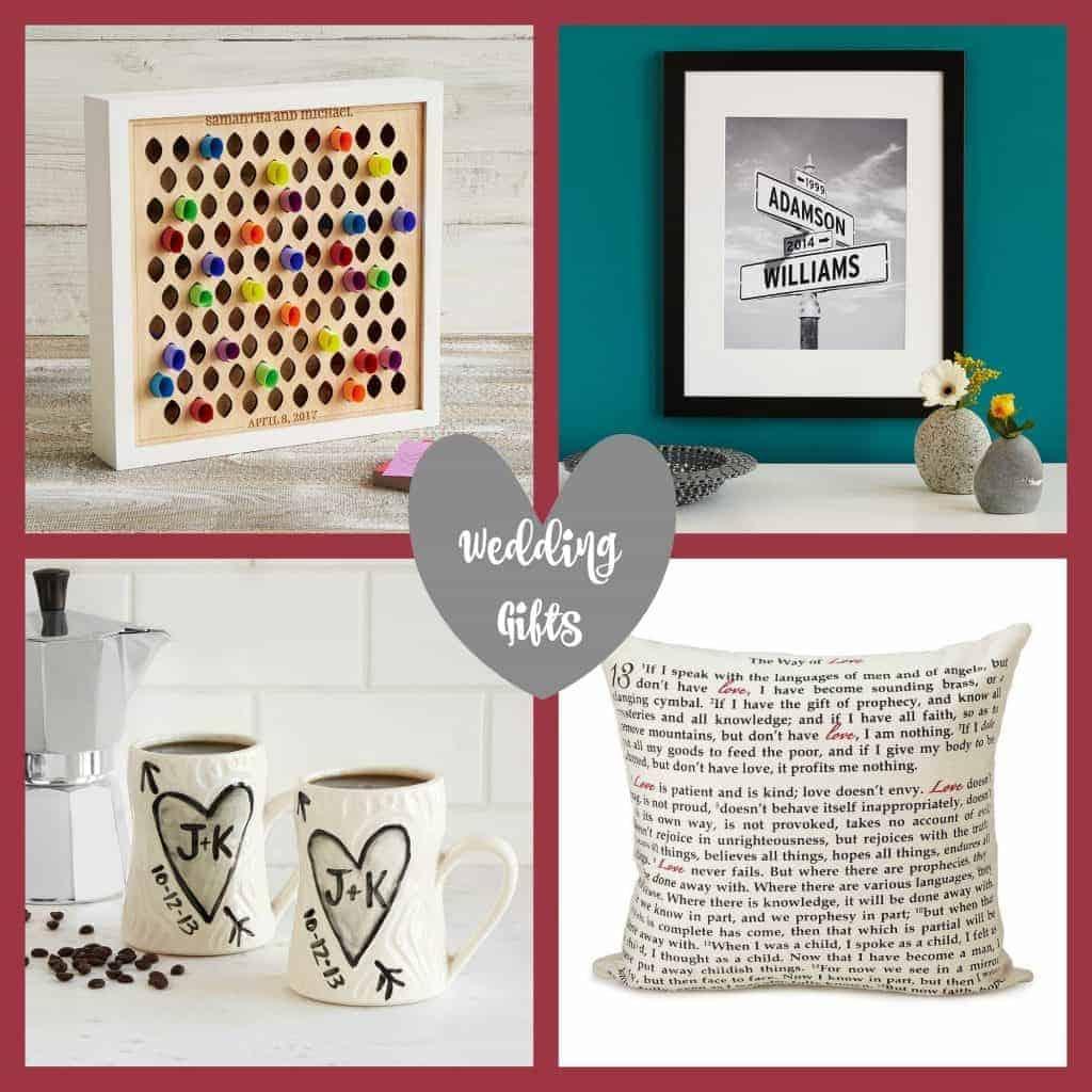 unique wedding gift ideas couple