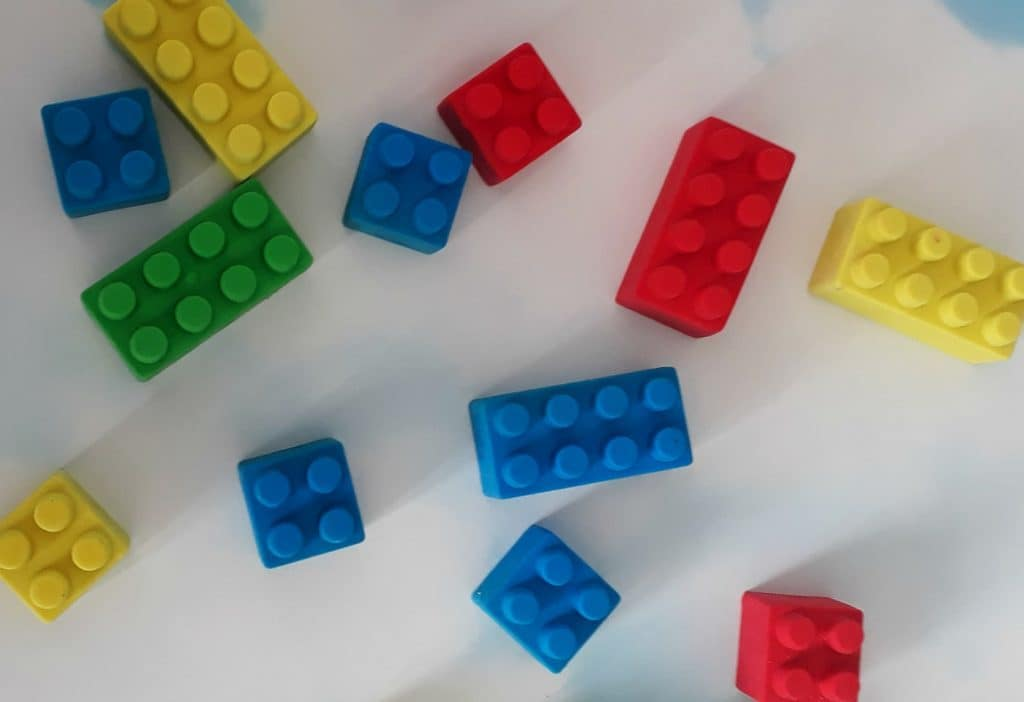 Lego rubbers £1.80 for 18 from ebay