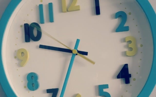 teach your kids to tell time