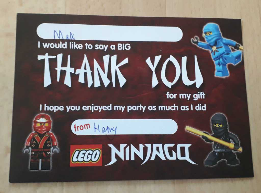 Lego party ideas