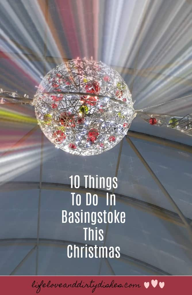 things to do in Basingstoke this Christmas