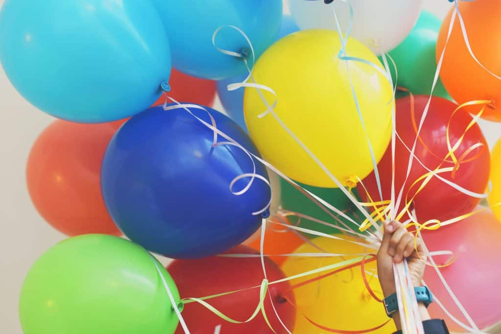 host the perfect children's birthday party