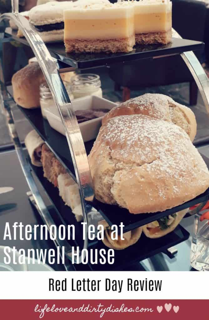 A Red Letter Day Experience. Champagne afternoon tea at Stanwell House in the New Forest. A little bit of luxurious indulgence is he perfect gift