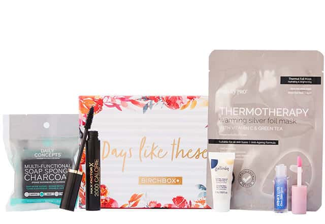 birchbox subscription boxes