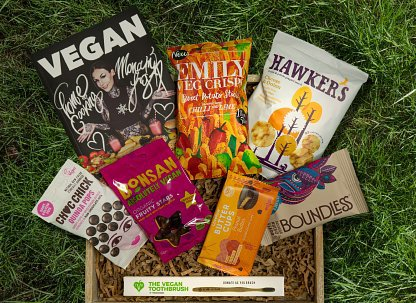The Vegan Kind Subscription boxes