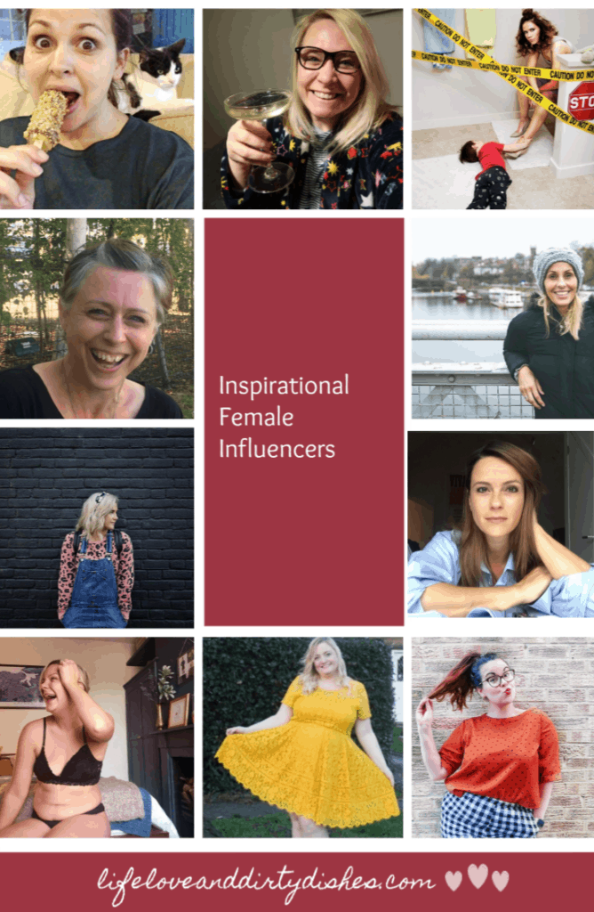 female influencers who inspire me daily #girlpower #feminist #internationalwomensday