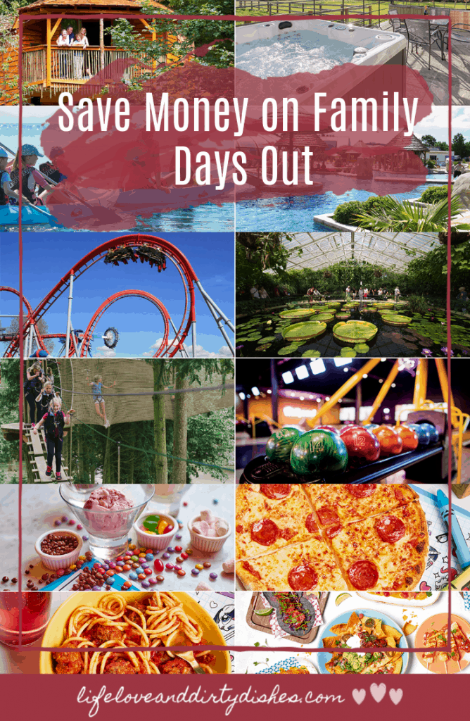 Save money on family days out, family attractions, theme parks and lots more family adventures and things to do with kids.