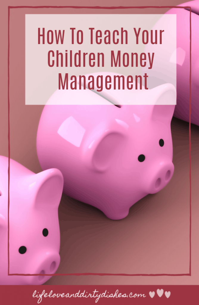 Tips and tricks to help you to teach your children the value of money and how to develop good money management habits from an early age