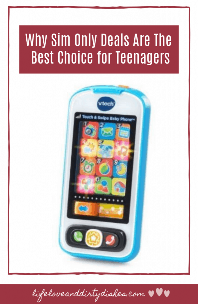 Why sim only deals are the best choice for teenagers when it comes to mobile phones