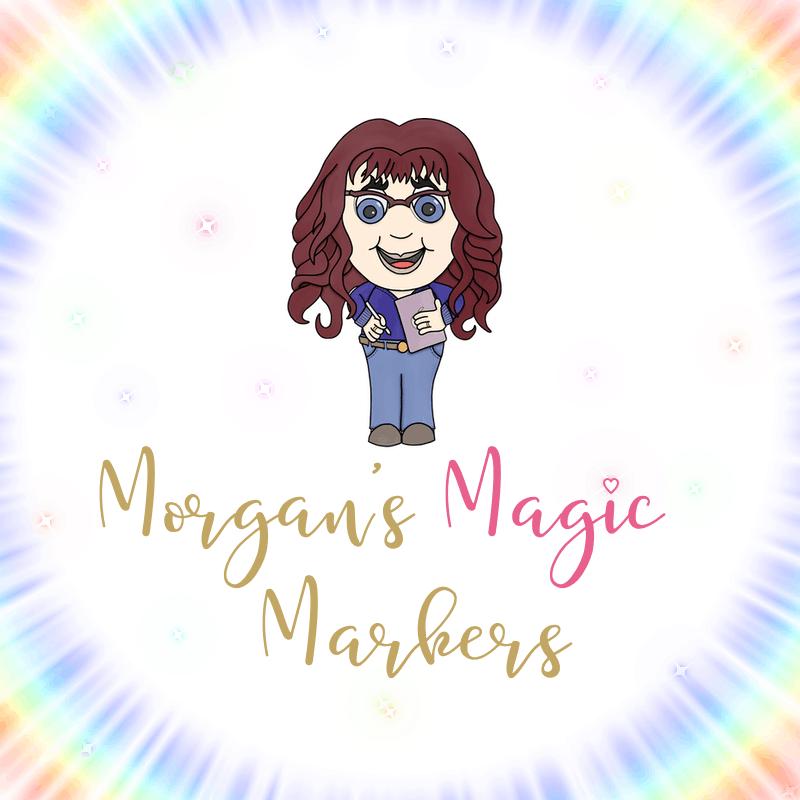 Morgan's Magic Markers logo