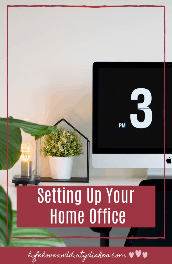 How to create a great home office space that is a joy to work in