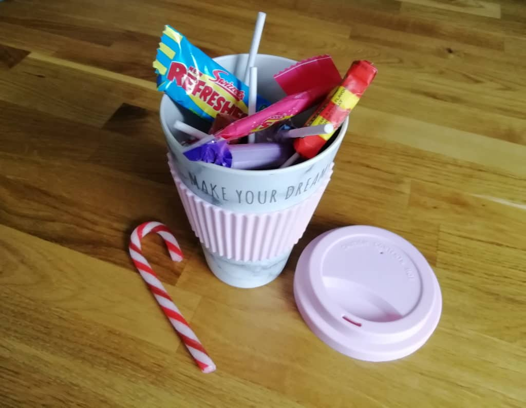 Making Christmas Gifts Look More with Swizzels